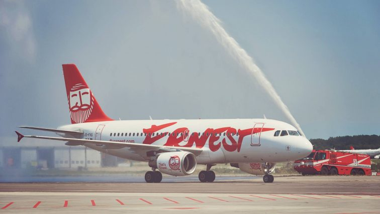 Ernest Airlines va zbura în România: Cuneo – Iași, Genova – București și Verona – Iași și București sunt primele rute