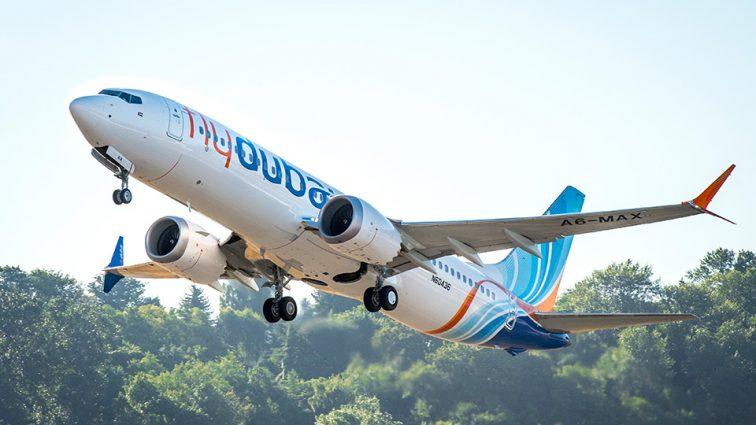 flydubai intenționează să zboare cu Boeing 737 MAX 8 la București din Decembrie