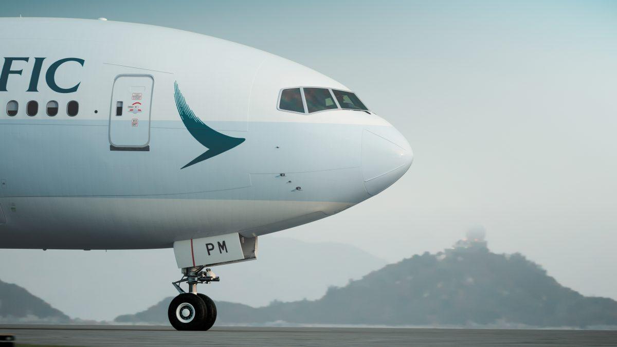 Cathay Pacific anunță că va achiziționa 5 aeronave Boeing 777-300 second-hand