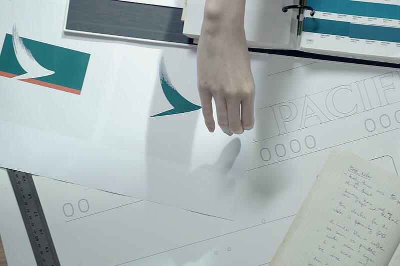 Cathay Pacific a prezentat astăzi noul său livery