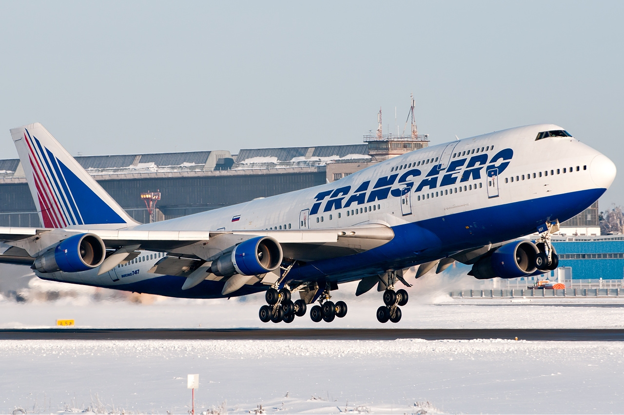 Transaero a intrat în faliment, flota și rutele sunt la vânzare