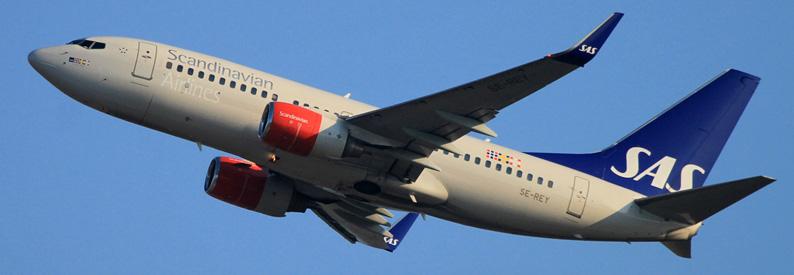 SAS va opera rute din tările scandinave către Estonia