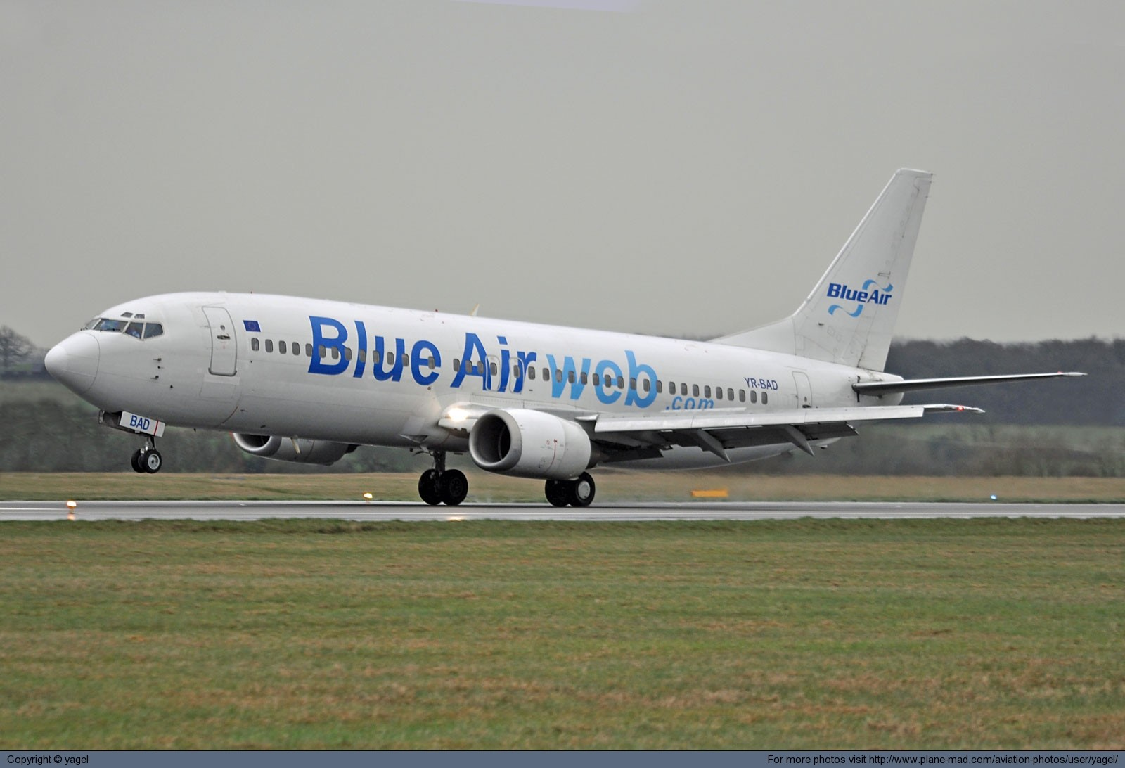 Compania Blue Air a anunţat că va opera zboruri pe ruta Bucureşti-Lisabona, din vara anului 2016