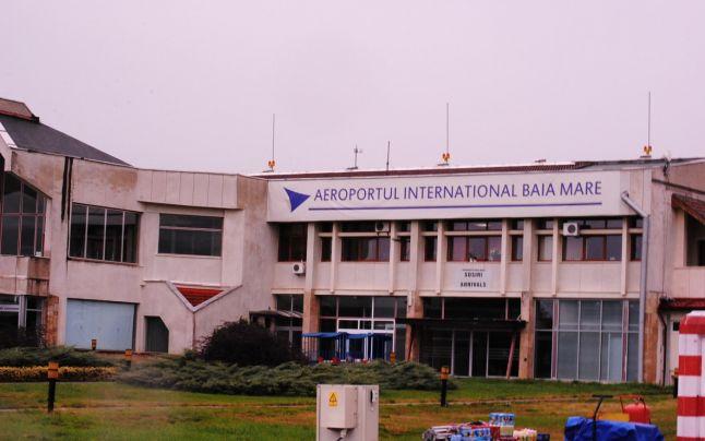 Aeroportul Internaţional Baia Mare intră în modernizări
