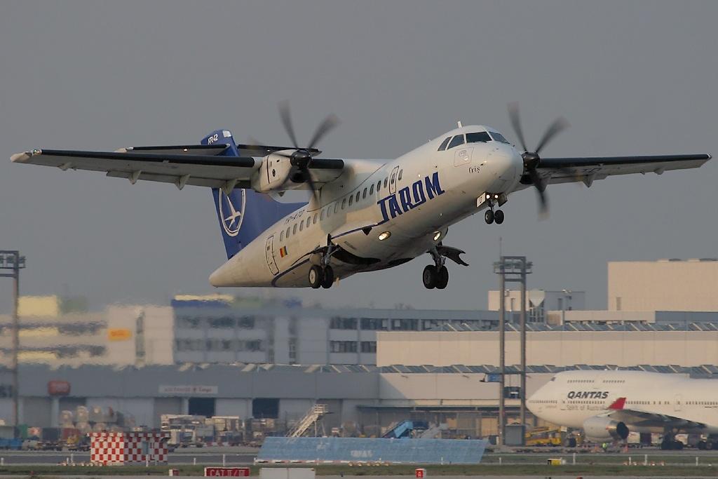 TAROM va introduce un nou zbor pe ruta București-Belgrad