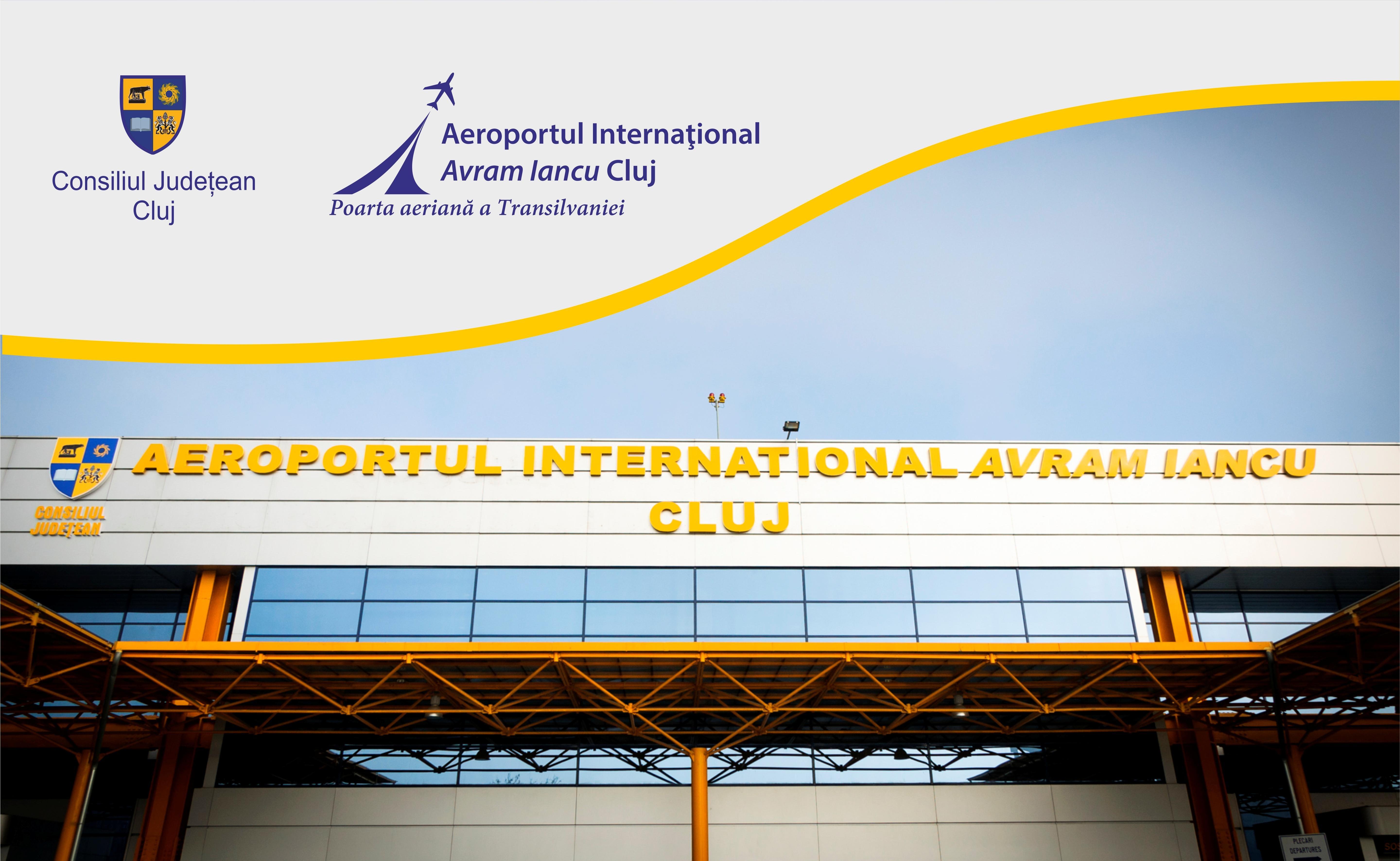 """Destinații noi cu plecare de pe Aeroportul Internațional """"Avram Iancu"""" Cluj"""