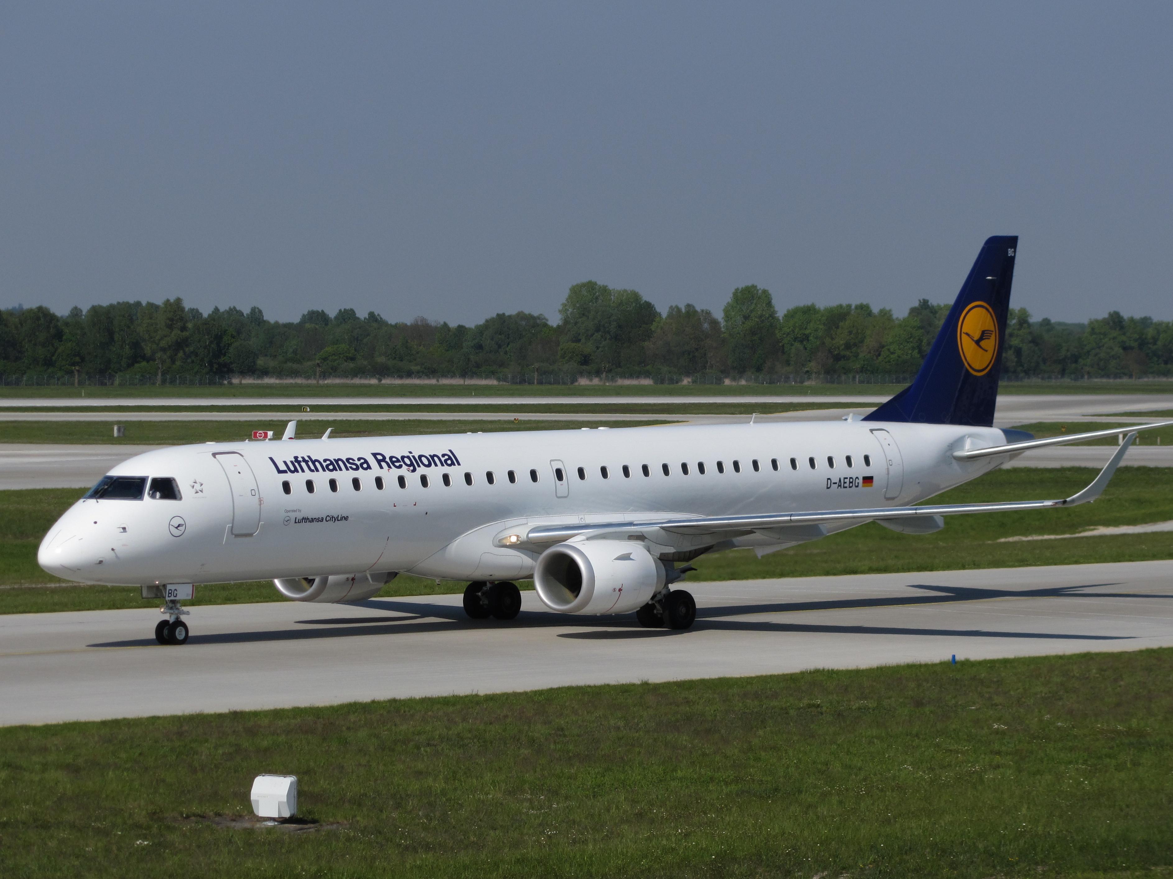 Compania germană Lufthansa CityLine reia zborurile către Timișoara începând din luna martie 2016