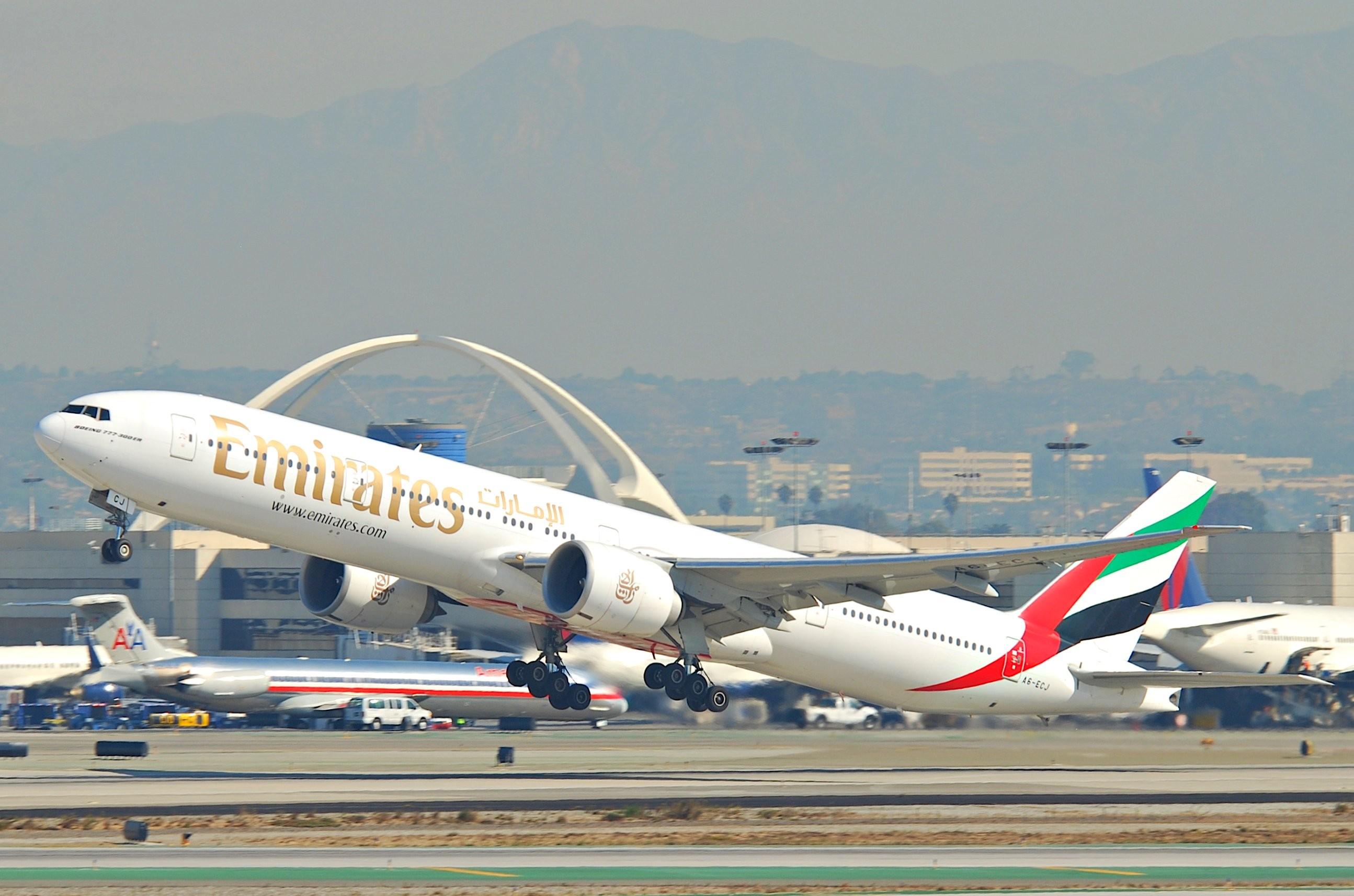 Începând cu 1 februarie 2016, compania Emirates va opera zilnic zboruri spre Washington cu modelul Airbus A380