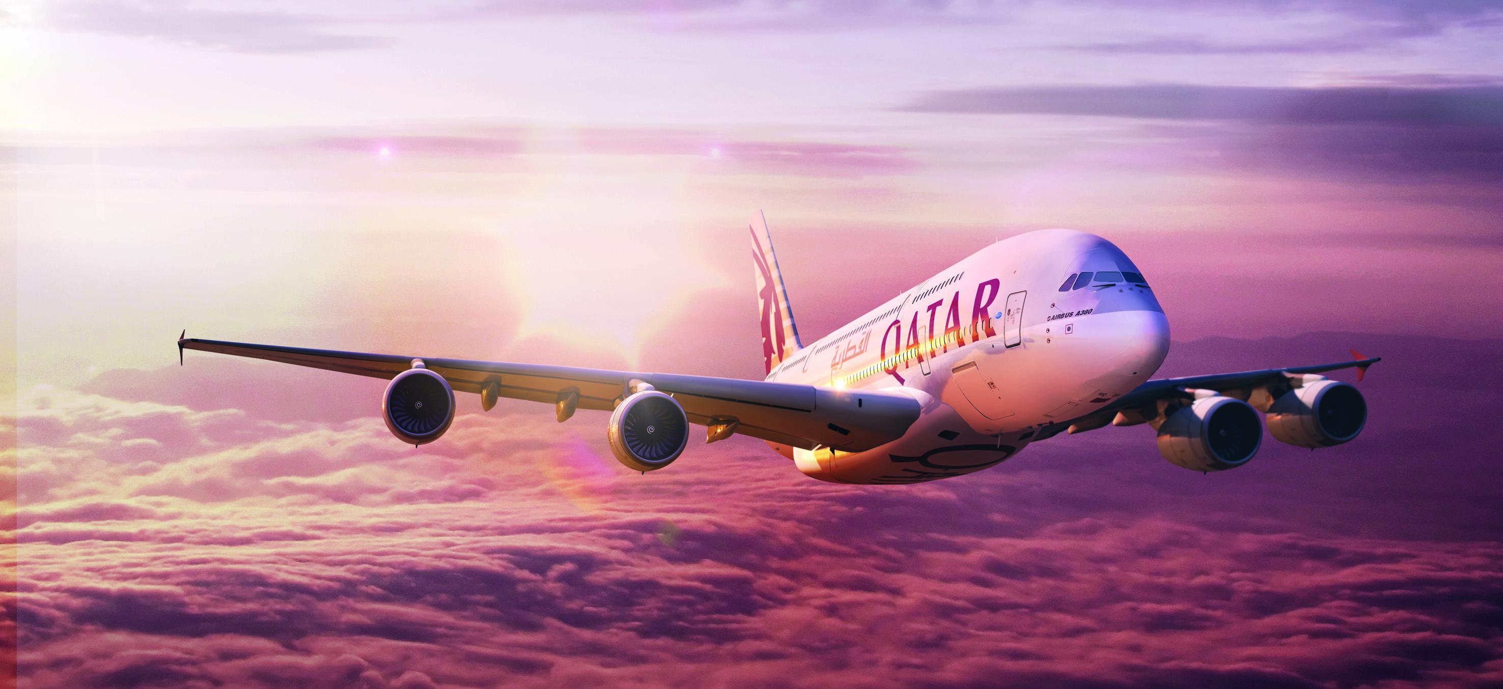 Cele mai lungi zboruri non-stop din lume ar putea fi operate de către compania Qatar Airways