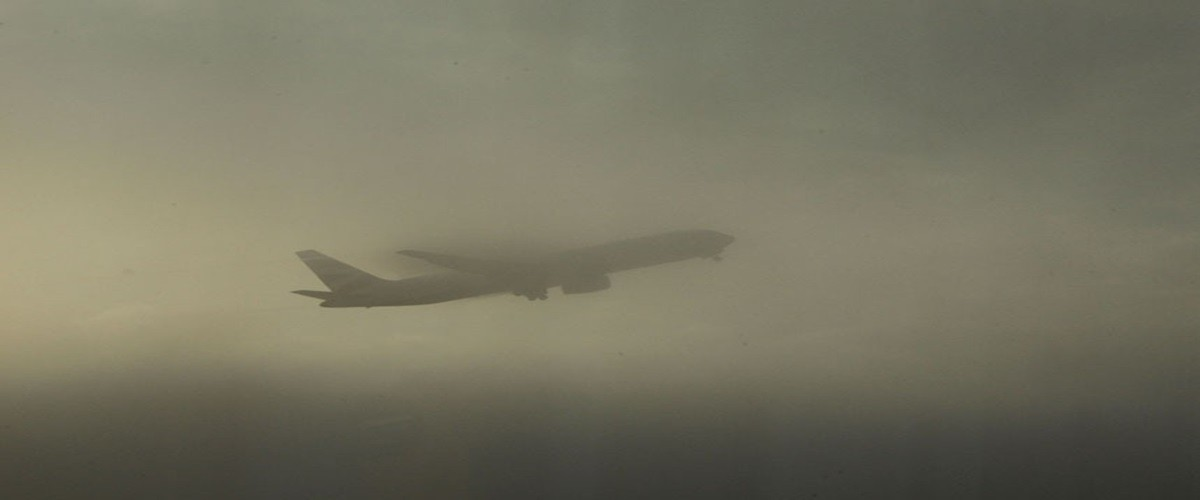 Limite de vizibilitate pentru aterizarea în condiții de siguranță pe Aeroportul Internațional Iași
