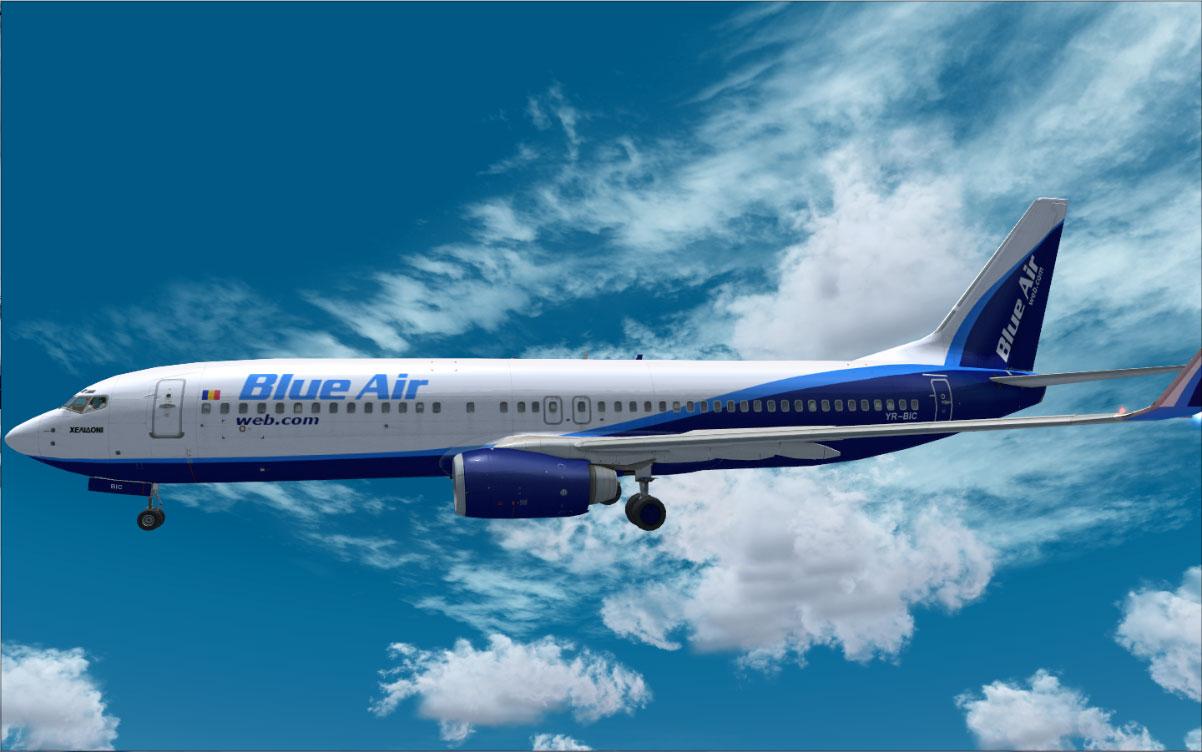 Blue Air a devenit membru IATA cu drepturi depline