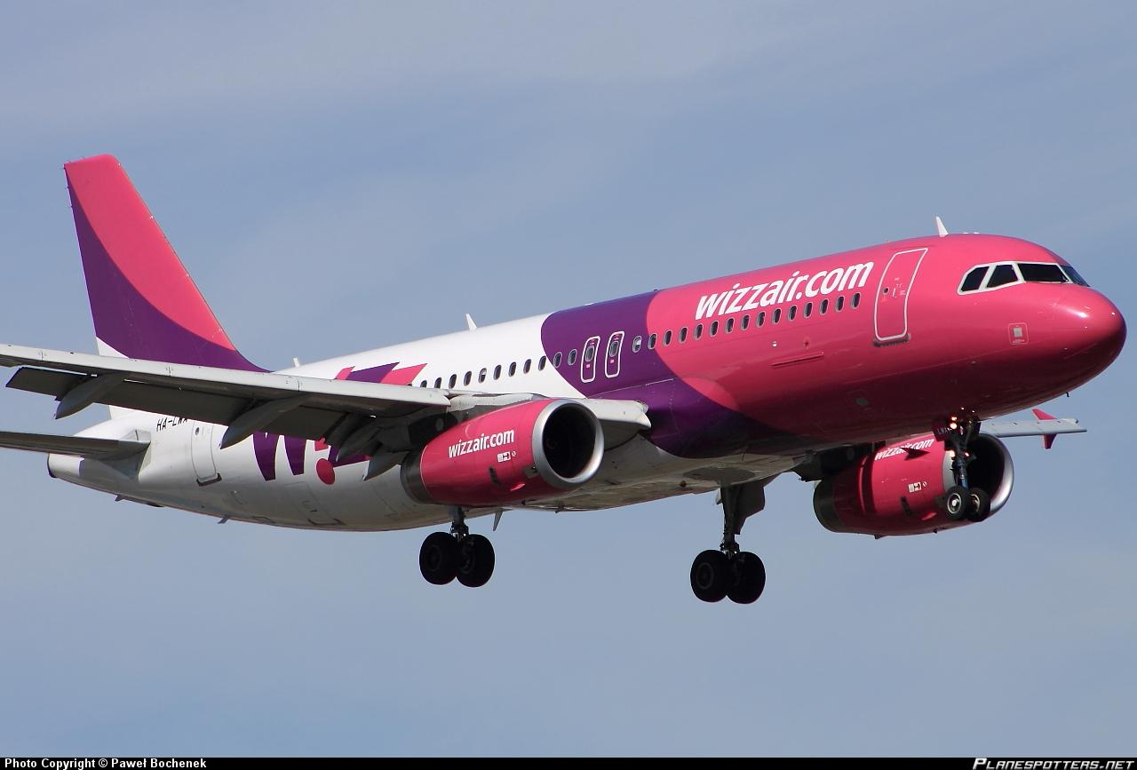 Compania Wizz Air urmărește dublarea numărului de călători în România