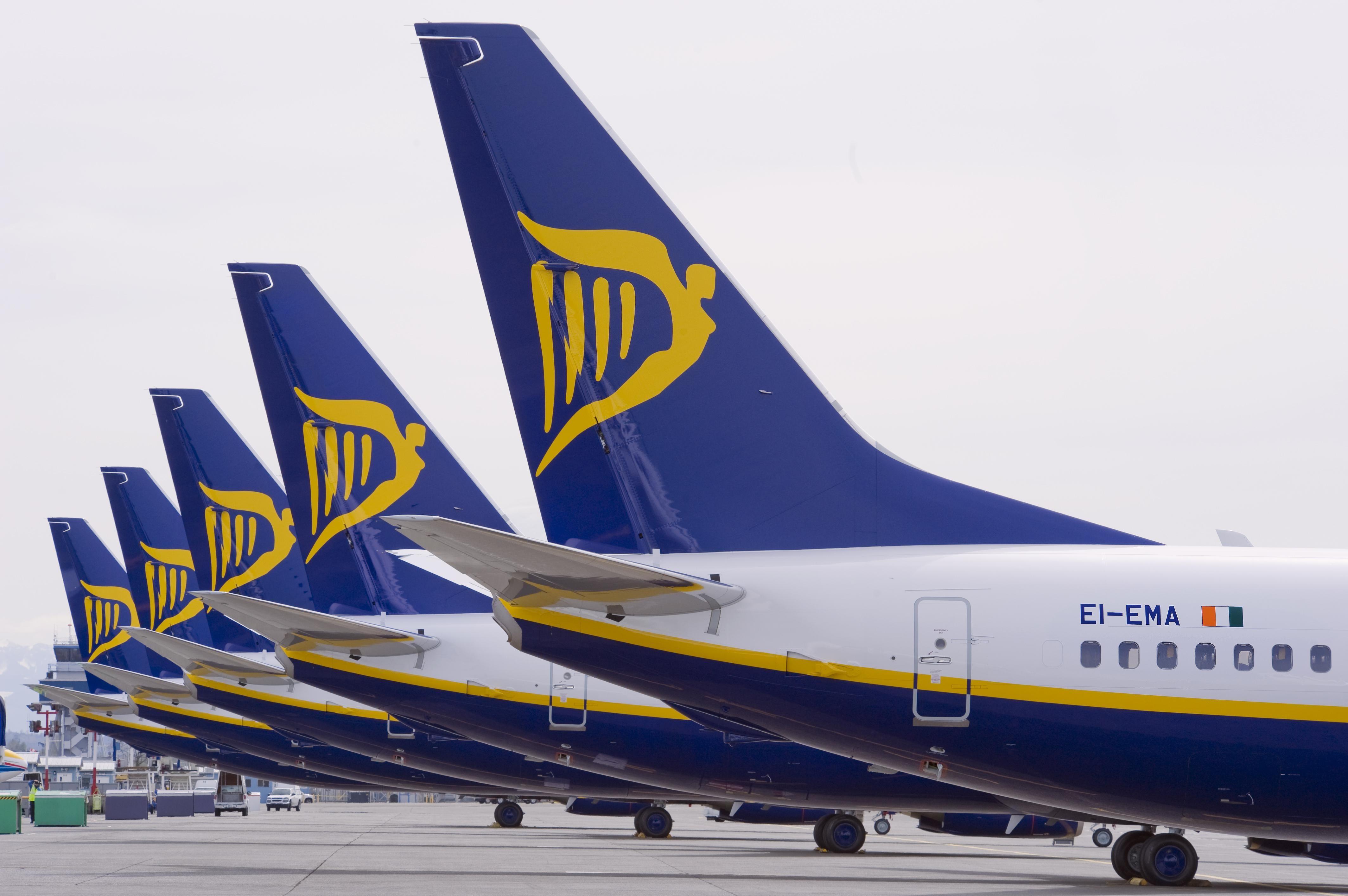 Ryanair va anula 80-100 de segmente de zbor pe zi în decursul următoarelor șase săptămâni