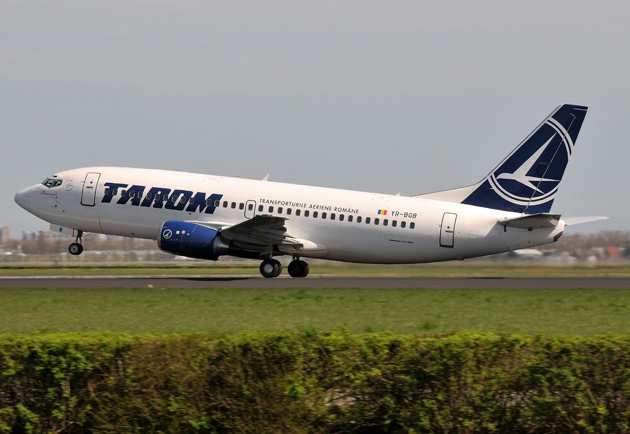 RUTĂ NOUĂ: TAROM va zbura pe ruta Suceava – Torino din luna Iulie + zboruri mai multe de la Iași