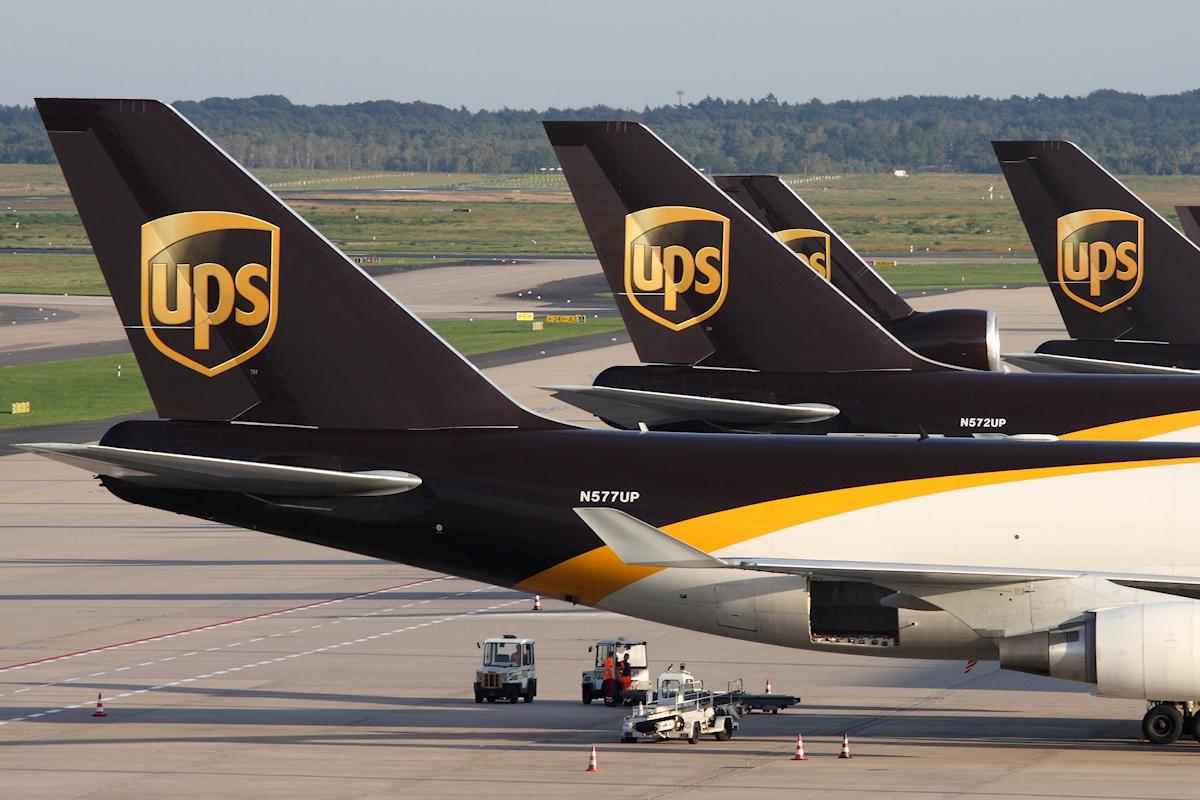 Compania UPS a deschis un centru operațional pe Aeroportul Internațional Cluj