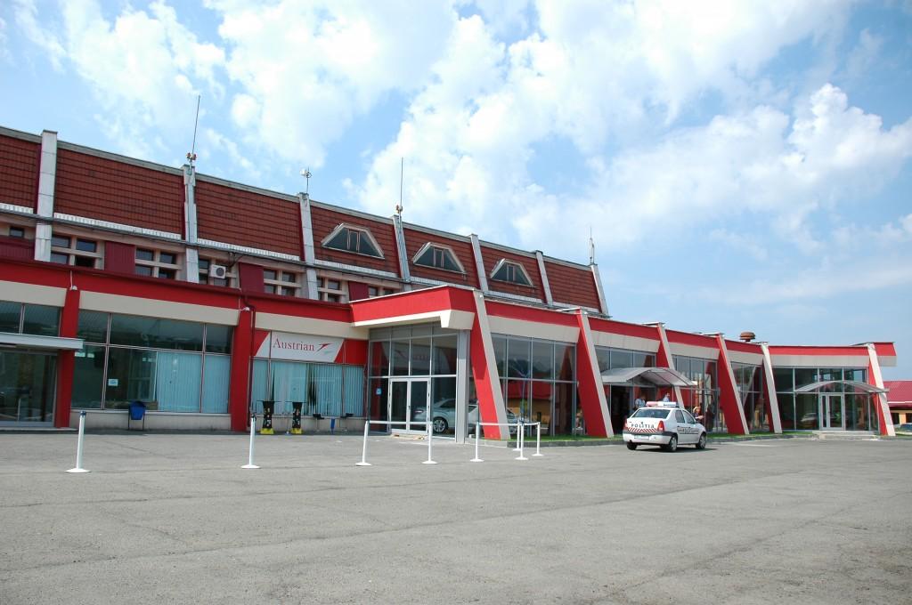 Lucrările de modernizare pentru Aeroportul Baia Mare au fost suspendate