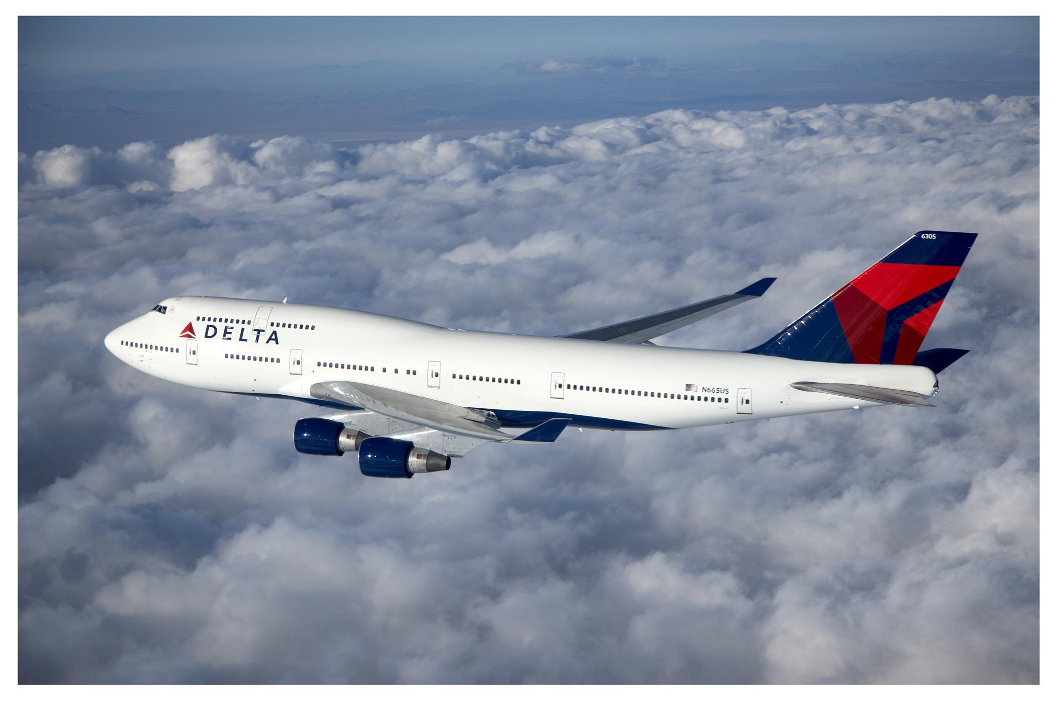 Delta Air Lines / Toți călătorii rutelor transatlantice vor beneficia de Wi-Fi la bordul aeronavelor