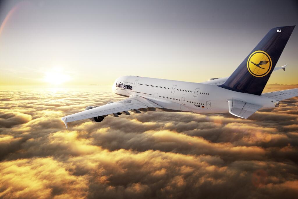 Lufthansa / Cinci zboruri săptămânale pe ruta Munchen – Cluj, începând din mai 2016