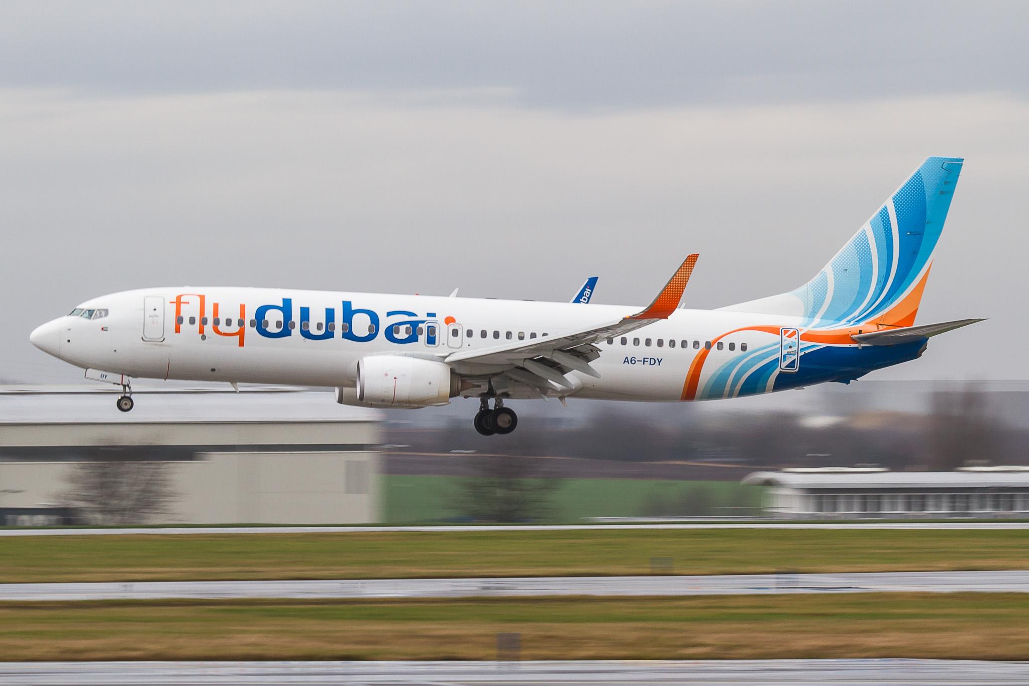 FlyDubai: Zboruri zilnice pe ruta Bucureşti – Dubai și retur, din luna mai 2016