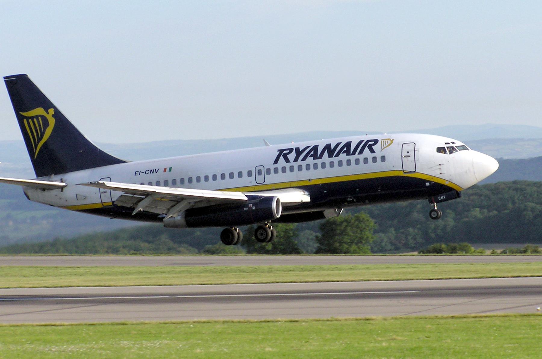 Ryanair: Craiova – Valencia de la 24,99 EUR / segment, începând din 3 noiembrie 2016