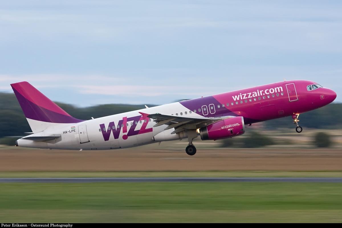 Wizz Air: Iași – Roma Fiumicino, din 30 octombrie 2016