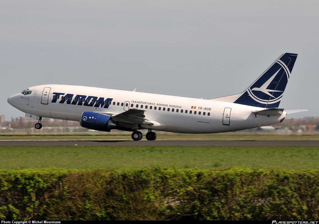 TAROM reia zborurile Iași – Munchen începând cu luna Octombrie