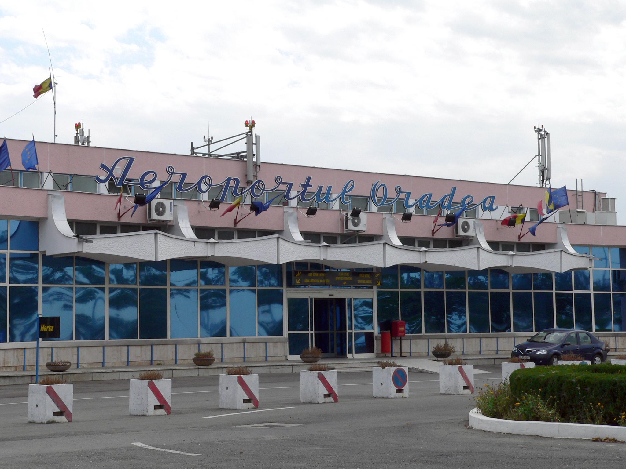 Oradea (OMR): Curse către patru destinaţii europene, din luna august