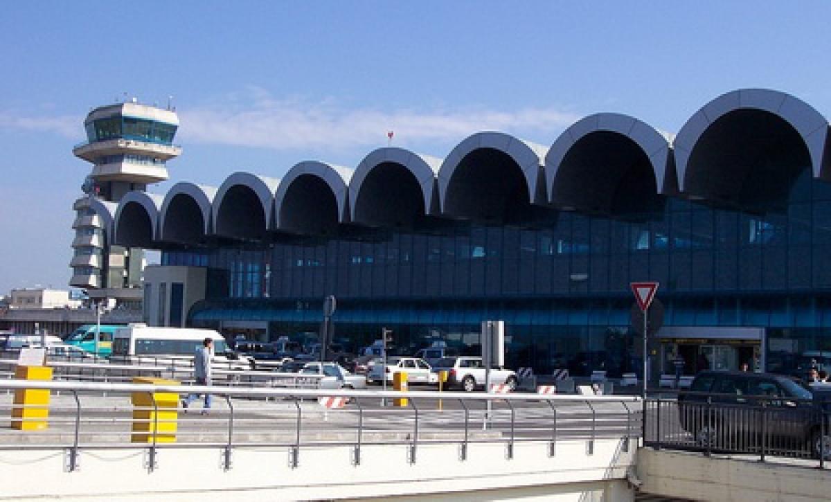 Aeroportul Otopeni nu a reușit să depășească traficul de pasageri înregistrat pe aeroporturile din Varșovia sau Budapesta