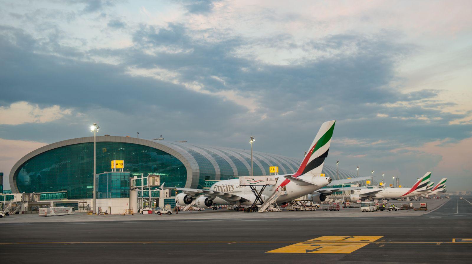 Dubai International Airport a fost desemnat cel mai mare aeroport din lume în 2015