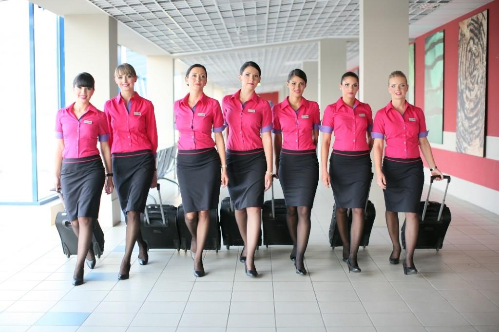 Wizz Air angajează personal pentru bazele din București și Cluj
