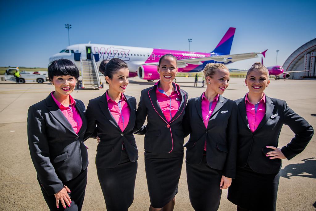 Wizz Air, cea mai valoroasă companie aeriană a anului 2016