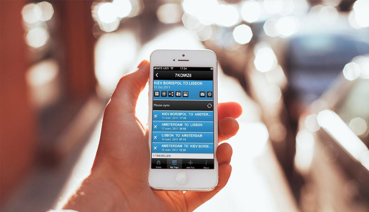 Pasagerii îşi pot reprograma online zborurile cu ajutorul aplicaţiei Amadeus