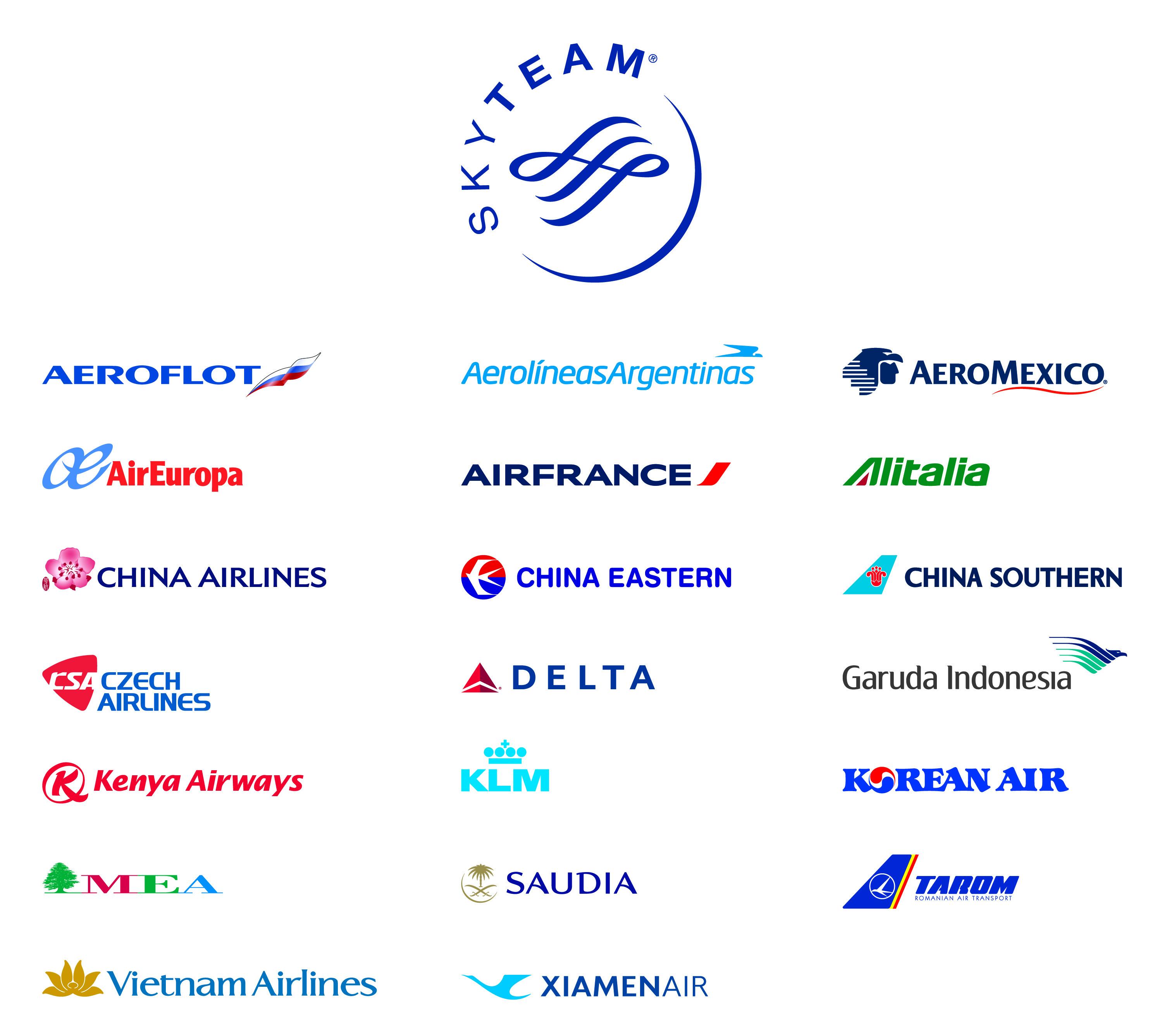 SkyTeam / Călătorii promoționale către mai mult de 1.000 de destinații în jurul lumii