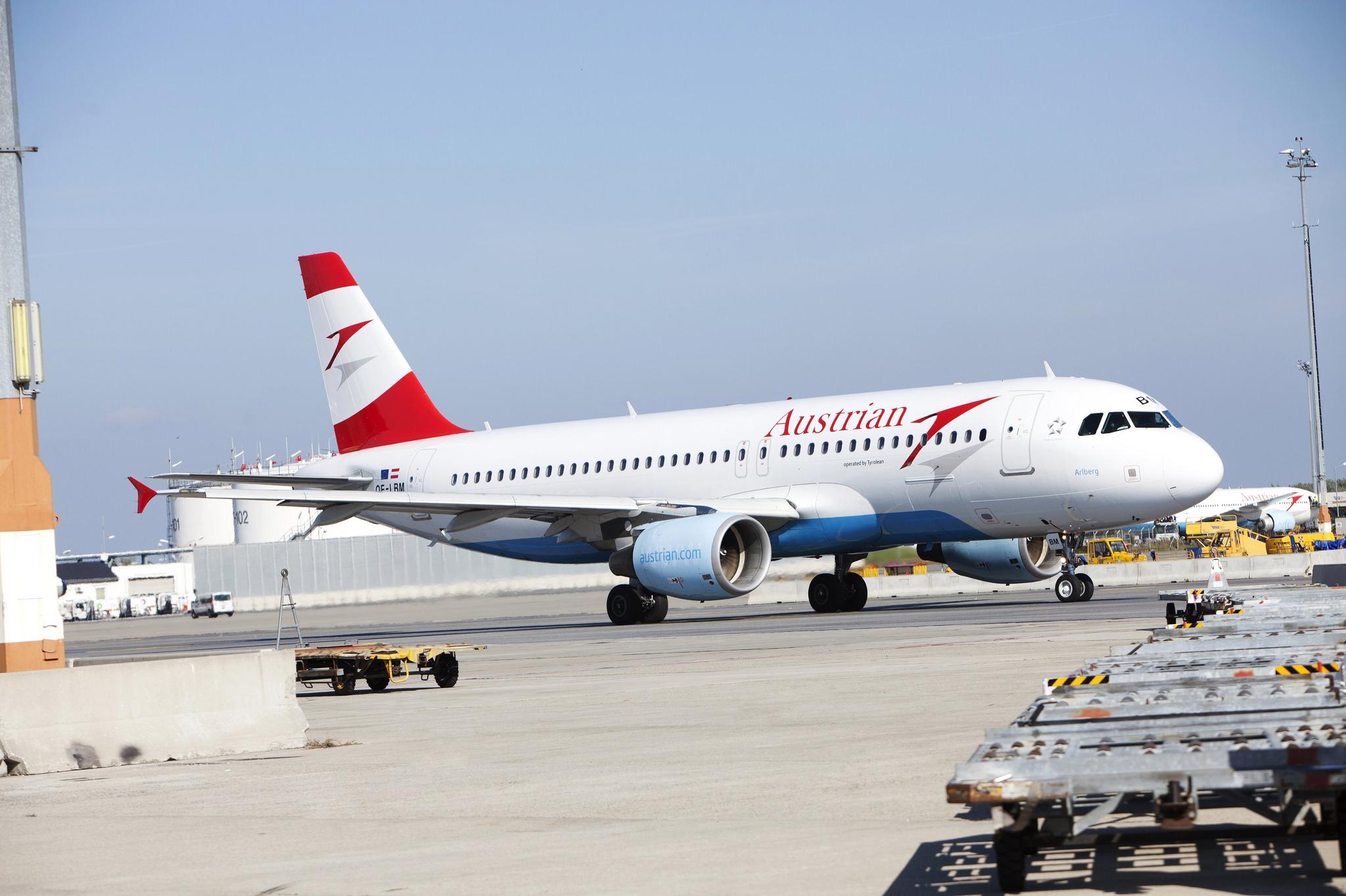 Austrian Airlines are nevoie de mai multe aeronave