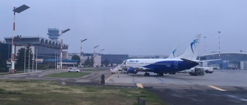 Bucuresti – Cluj cu Blue Air din 3 iunie 2016