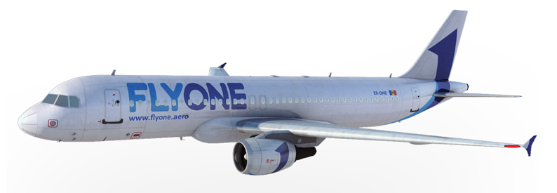 FlyOne (Moldova) va incepe operatiunile comerciale
