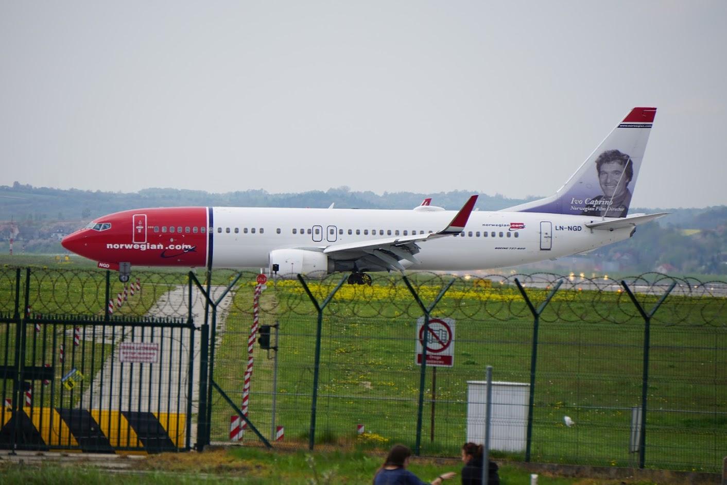 Norwegian isi mareste flota cu noi aeronave B787 Dreamliner si B737 MAX