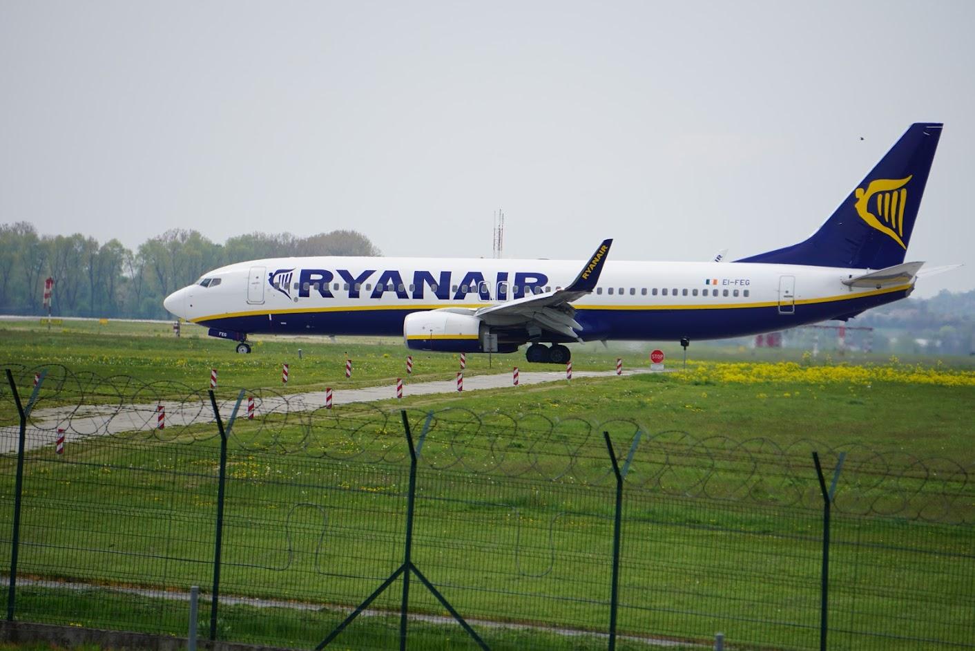 Incident: O tânără a zburat cu un zbor greșit al Ryanair după ce stafful nu i-a verificat boarding pass-ul la îmbarcare