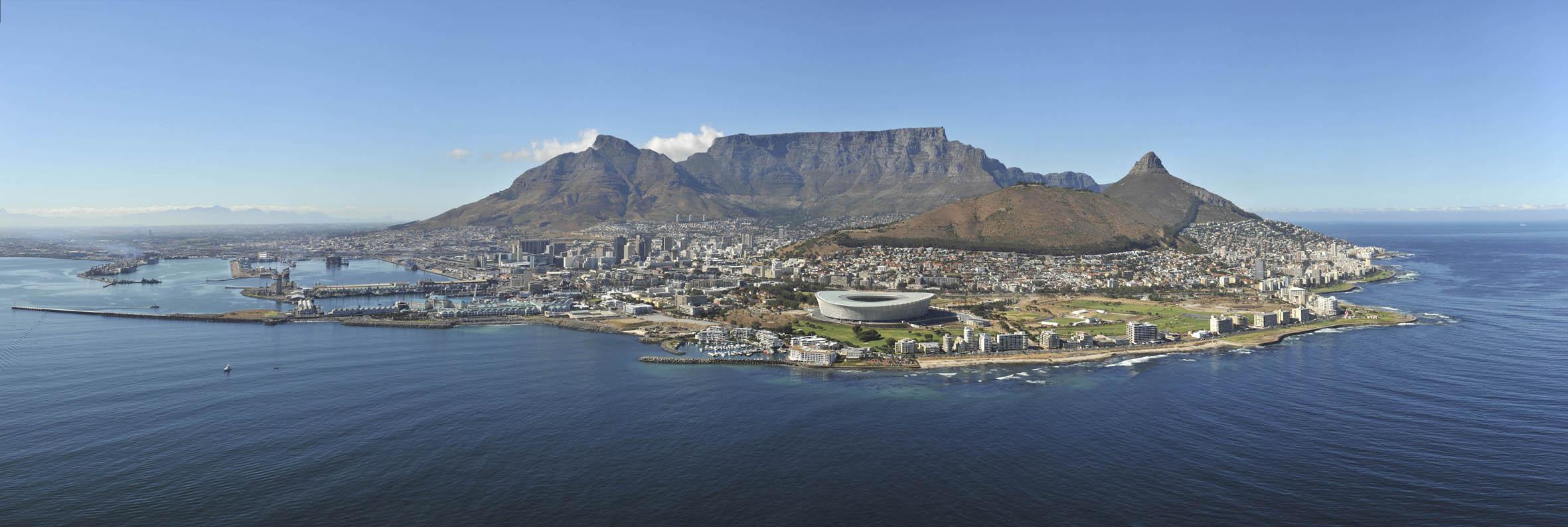 Zboara din iarna in Africa de Sud cu Lufthansa!