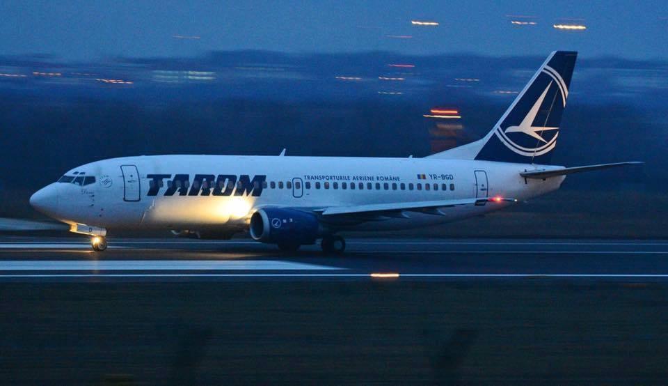 Compania TAROM sărbătorește noua rută Iași (IAS) – Madrid (MAD) și retur, cu prețuri începând de la 150 Euro