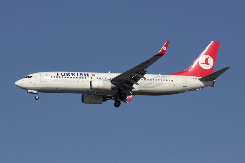 FAA interzice zborurile din și către Turcia pentru o perioadă nedeterminată (Update)