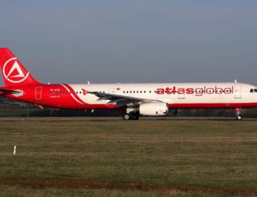 AtlasGlobal renunță la ruta Cluj-Napoca – Istanbul, ultimul zbor: 28 Octombrie