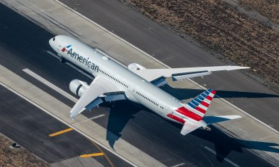 B787 American Airlines / Foto: Andreas Muhl
