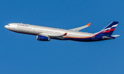 Airbus A330-300 VQ-BPK Aeroflot / Foto: Olivier Mouhot