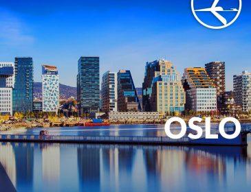 Rută nouă: LOT va zbura din 25 Martie către Oslo (26 zboruri/săptămână)