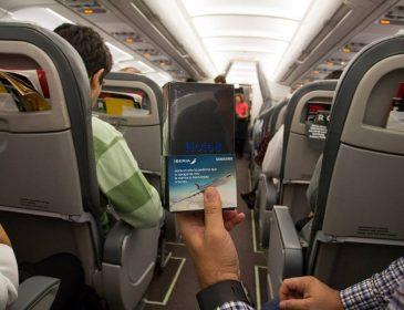 Samsung a oferit astăzi câte un Galaxy Note 8 la peste 200 de pasageri Iberia (FOTO)