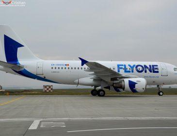 Al doilea avion al companiei Fly One din Moldova a ajuns la Chișinău (FOTO)