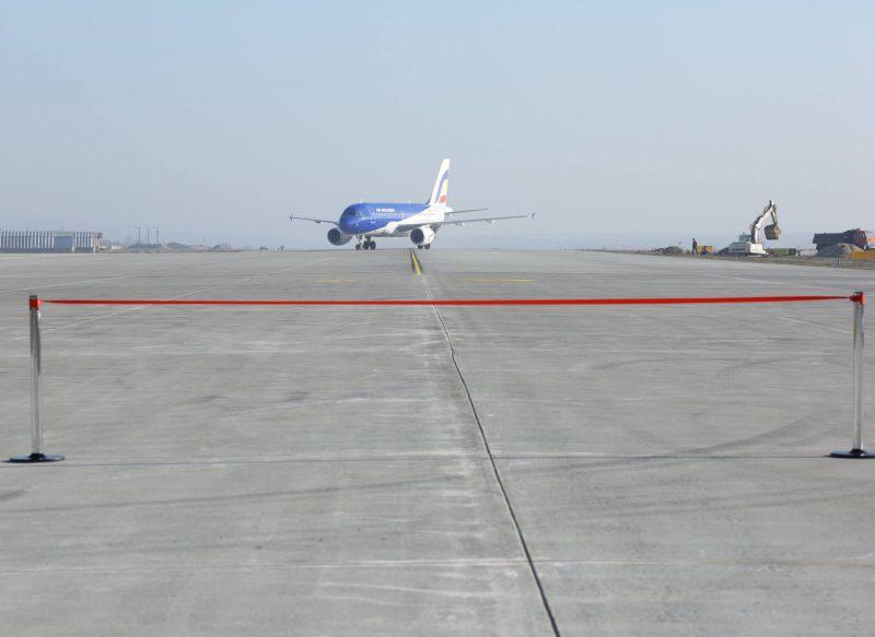 FOTO: Infrastructura Aeroportului Chișinău din ce în ce mai competitivă datorită lucrărilor de modernizare