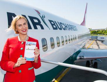 Zboruri charter pe ruta București – Hammamet (Tunisia) cu Air Bucharest