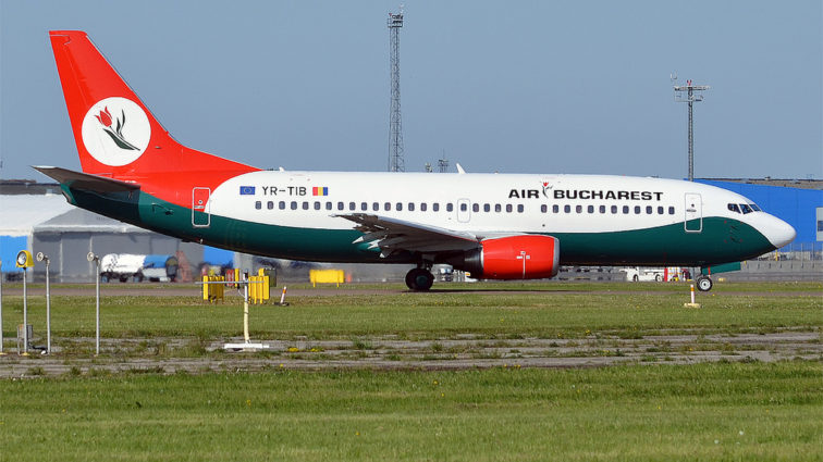 Air Bucharest va zbura din Priștina (Kosovo) către Friedrichshafen (Germania)